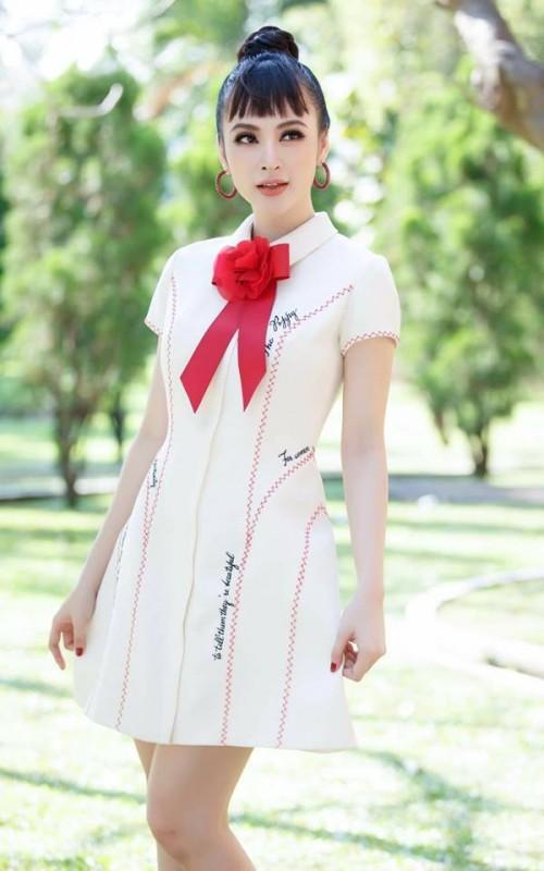 Chi Pu quả lợi hại! Chặt đẹp cả Angela Phương Trinh và Tú Hảo khi diện lại thiết kế cũ-7