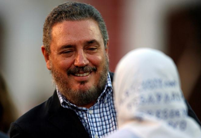 Báo Cuba: Con trai cả của Fidel Castro tự sát-1
