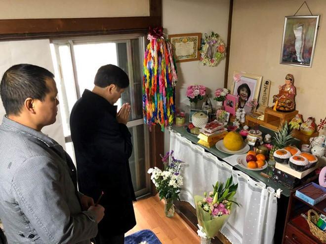 Đại sứ quán Việt Nam tại Nhật thông tin về vụ án bé Nhật Linh-1