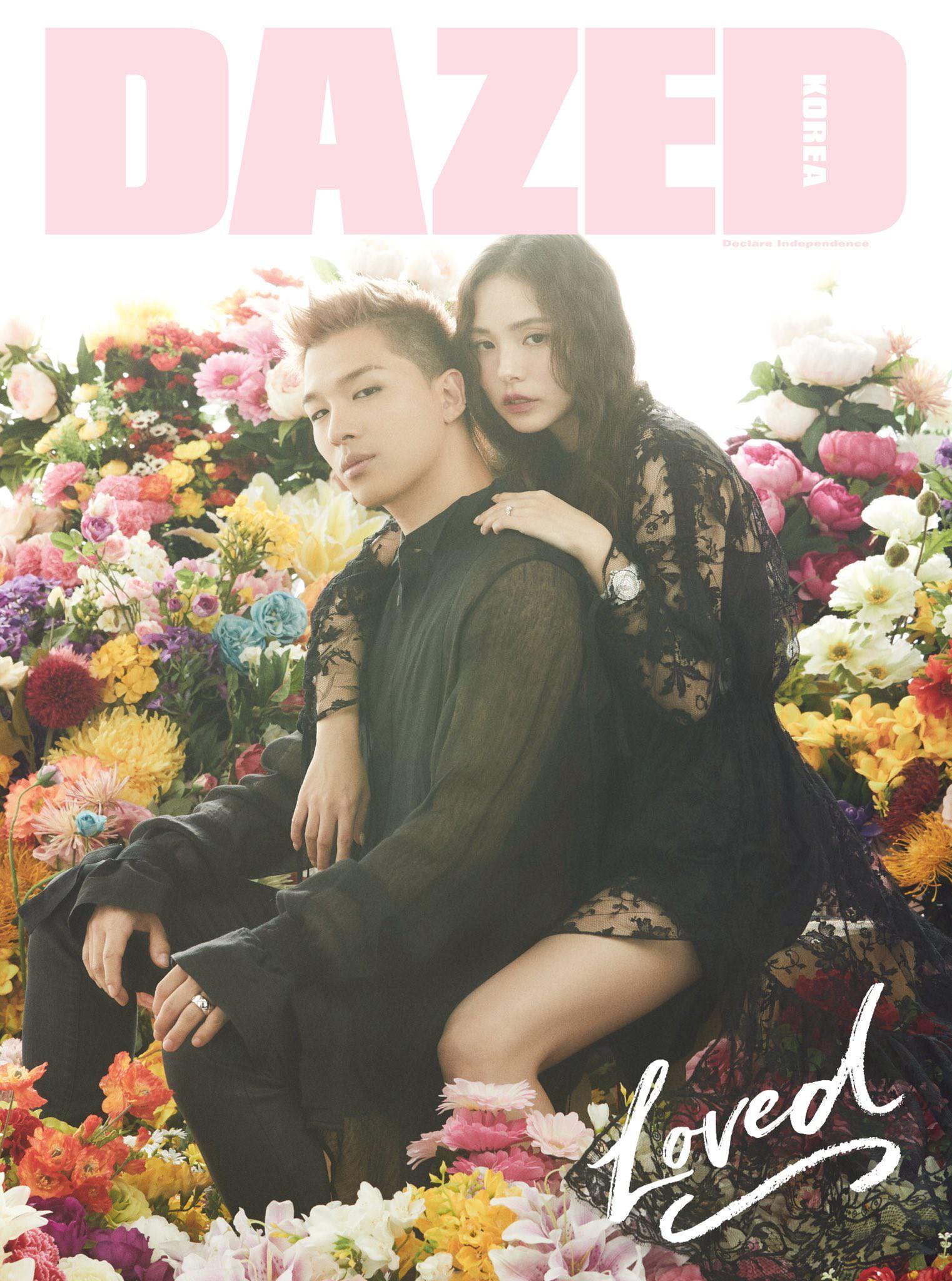 Hé lộ bộ ảnh cưới bí ẩn và quyến rũ của Big Bang Taeyang và Min Hyo Rin-4