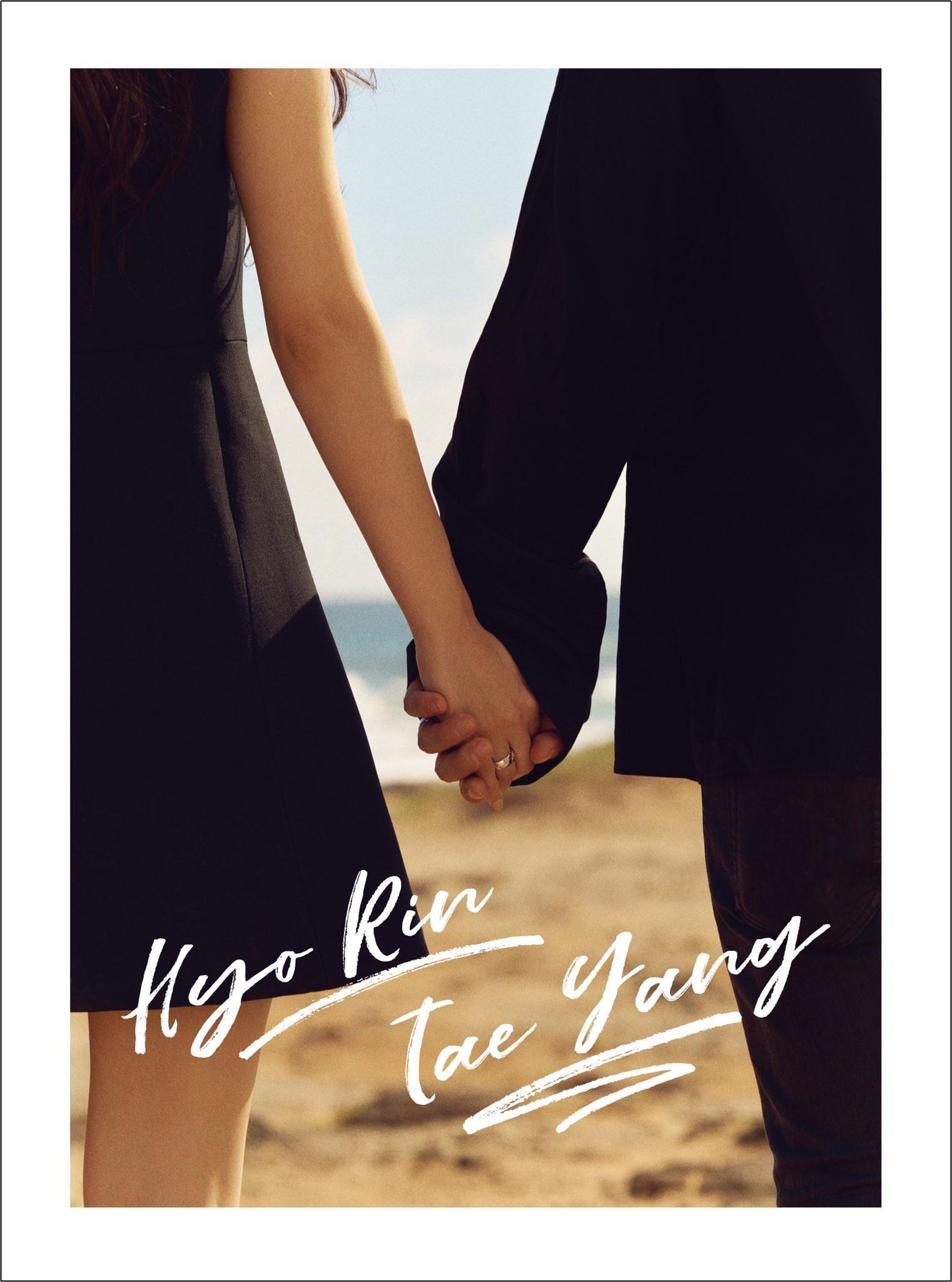 Hé lộ bộ ảnh cưới bí ẩn và quyến rũ của Big Bang Taeyang và Min Hyo Rin-5