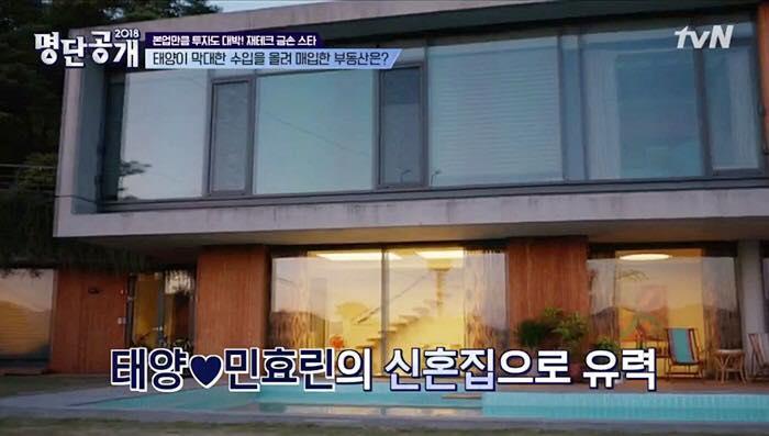 Xem trước ảnh cưới và căn hộ tân hôn 88 tỷ đồng của Big Bang Taeyang - Min Hyo Rin-13