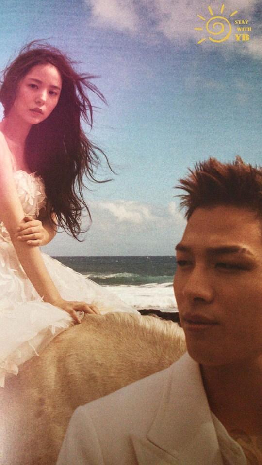 Xem trước ảnh cưới và căn hộ tân hôn 88 tỷ đồng của Big Bang Taeyang - Min Hyo Rin-2