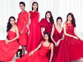 Ngây ngất với bộ ảnh quy tụ dàn mỹ nhân đẹp nhất Hoa Hậu Hoàn Vũ Việt Nam kỷ niệm 10 năm