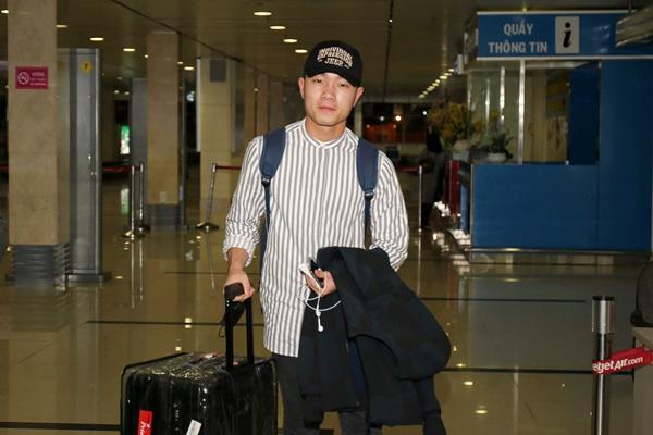 Dàn tuyển thủ U23 Việt Nam được bay sang chảnh hạng thương gia khi đến TP.HCM-2