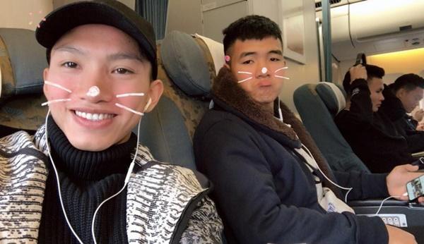 Dàn tuyển thủ U23 Việt Nam được bay sang chảnh hạng thương gia khi đến TP.HCM-8