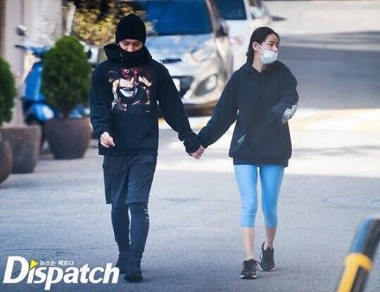 Nhan sắc hấp dẫn và gu thời trang sành điệu của Min Hyo Rin - vợ sắp cưới Big Bang Taeyang-1