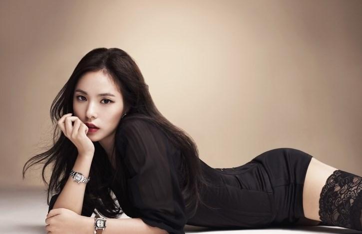 Nhan sắc hấp dẫn và gu thời trang sành điệu của Min Hyo Rin - vợ sắp cưới Big Bang Taeyang-5