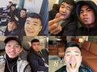 Tin sao Việt: Khi không phải chuyền bóng, cầu thủ U23 Việt Nam cũng muôn kiểu 'kute lạc lối'