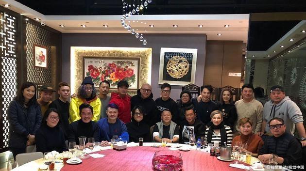 Cổ Thiên Lạc thay Tăng Chí Vỹ làm anh lớn giới diễn viên Hong Kong-1