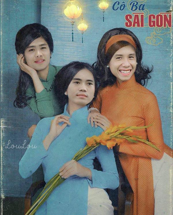 Cười 'không nhặt được mồm' với poster Cô Ba Sài Gòn phiên bản U23 Việt Nam-9