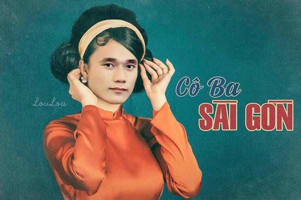 Cười 'không nhặt được mồm' với poster Cô Ba Sài Gòn phiên bản U23 Việt Nam-5