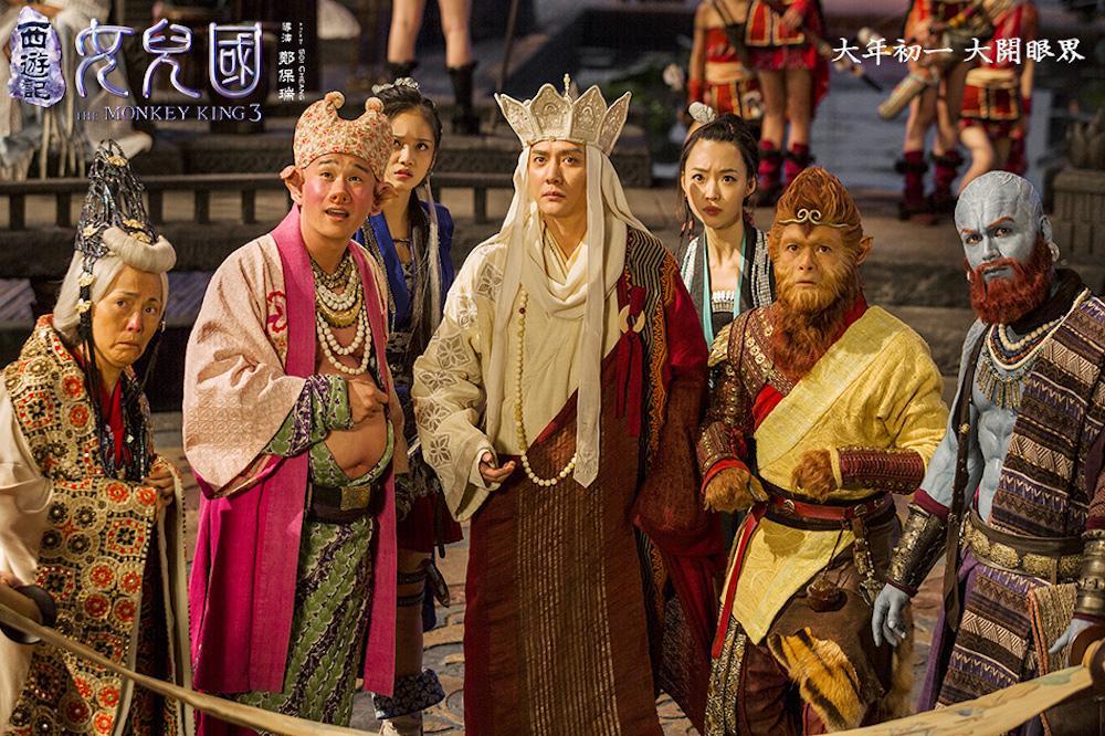 4 lý do khiến Tây du ký 3: Nữ nhi quốc thành bộ phim được mong chờ nhất Trung Quốc-1