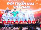 Ảnh HOT trong tuần: Dàn 'soái ca' U23 Việt Nam ngập trong cờ hoa người hâm mộ Sài Gòn