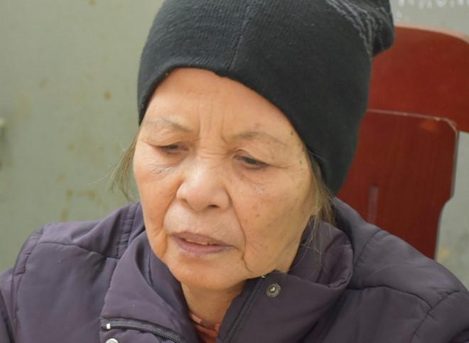 Thực nghiệm hiện trường vụ bà nội làm cháu gái 20 ngày tuổi tử vong-2