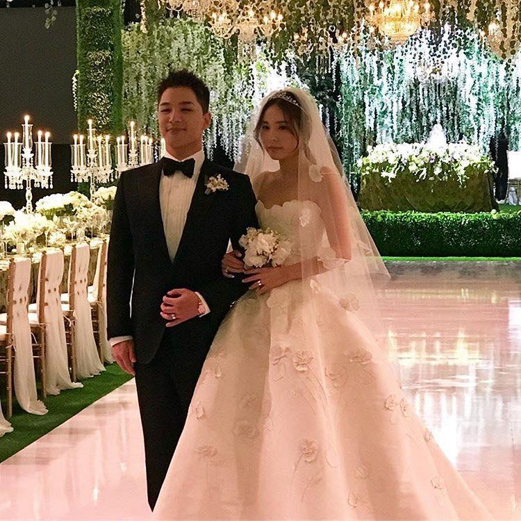 Đám cưới Taeyang: 5 chàng trai đình đám Big Bang tụ họp, thực đơn toàn món hạng sang-1