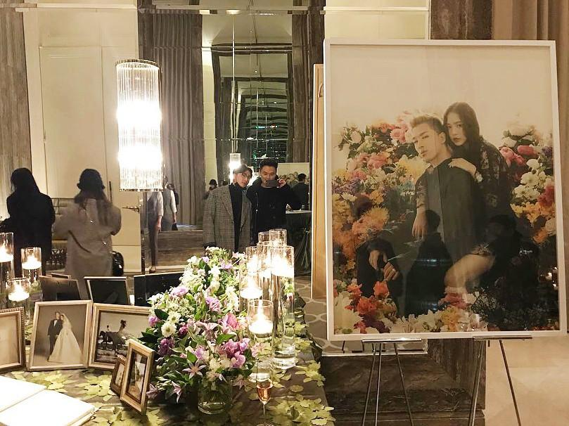 Đám cưới Taeyang: 5 chàng trai đình đám Big Bang tụ họp, thực đơn toàn món hạng sang-4