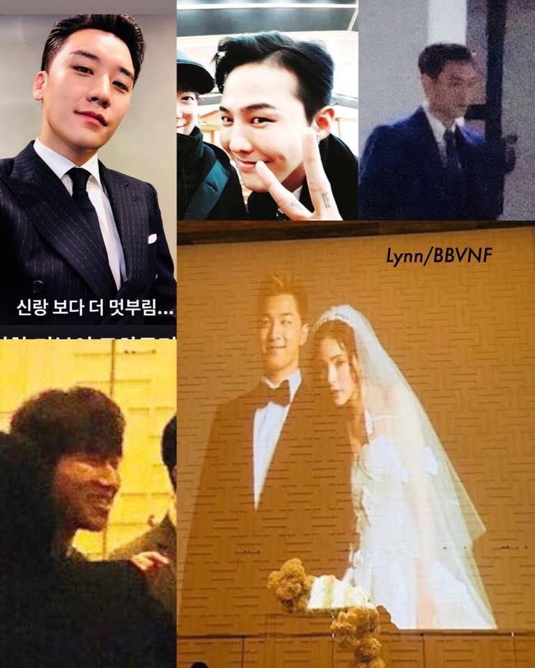 Đám cưới Taeyang: 5 chàng trai đình đám Big Bang tụ họp, thực đơn toàn món hạng sang-7