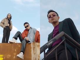 Clip: Hoán đổi vị trí, Quỳnh Anh Shyn làm stylist biến Kelbin Lei thành 'NAUGHTY BOY'