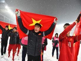 Chưa bao giờ làng showbiz Việt đìu hiu đến thế, chỉ tại 'sóng thần' U23 chiếm toàn bộ truyền thông cả nước!