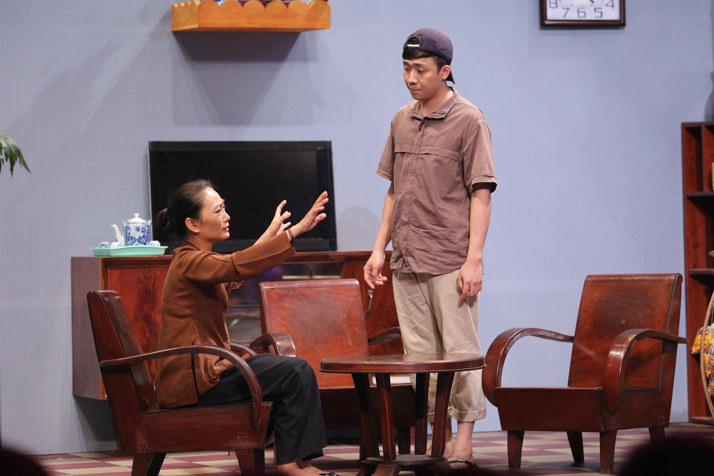 Trấn Thành bất ngờ giết chết Trương Thế Vinh trên sóng truyền hình-1