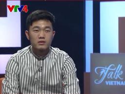 Đội trưởng mắt hí Xuân Trường nói tiếng Anh như gió 'đốn tim' người hâm mộ