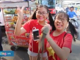 Fans nữ Sài Gòn muốn làm 'người yêu' Văn Hậu, Tiến Dũng