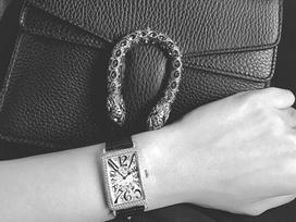 Bộ sưu tập những chiếc đồng hồ đắt giá của Hoa hậu Kỳ Duyên