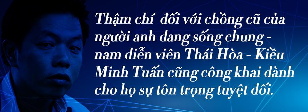 Kiều Minh Tuấn: Tôi không thấy mình thiệt thòi gì trong tình yêu với Cát Phượng-1