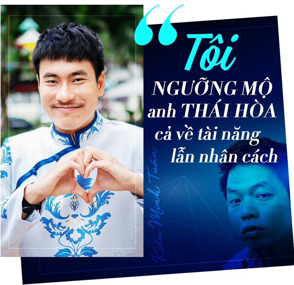 Kiều Minh Tuấn: Tôi không thấy mình thiệt thòi gì trong tình yêu với Cát Phượng-4