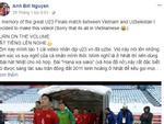 Sự thật clip hát tặng U23 Việt Nam bằng tiếng Nhật 'gây bão' mạng