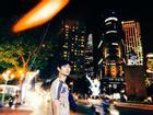 Nam thần phim Nhật khen phố xá Sài Gòn đẹp khi đi du lịch