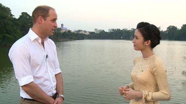 Chân dung nữ MC xinh đẹp nhà đài trò chuyện với Xuân Trường trên sóng VTV-2