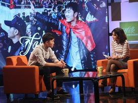 Chân dung nữ MC xinh đẹp nhà đài trò chuyện với Xuân Trường trên sóng VTV