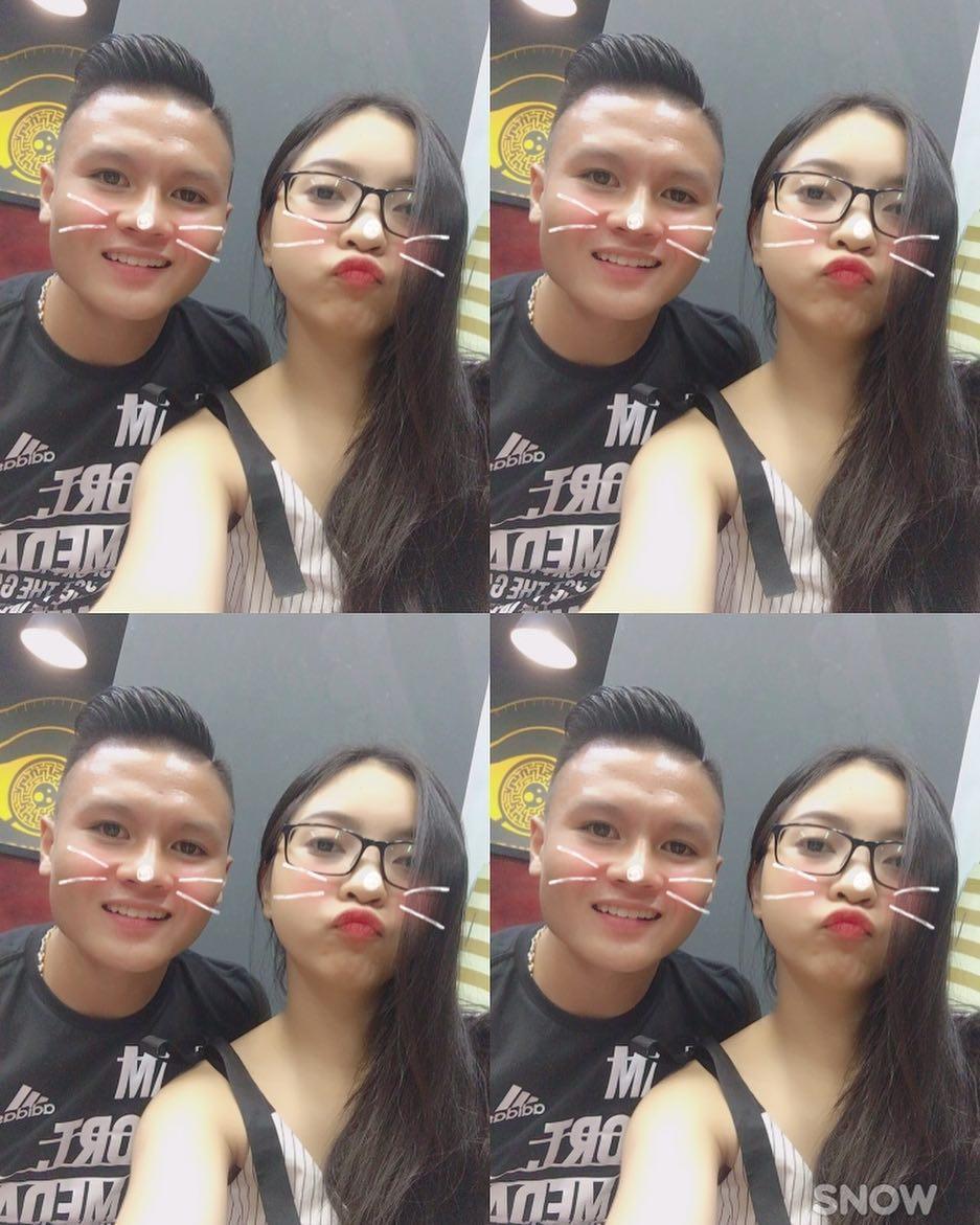 Ở bên bạn gái, cầu thủ quốc dân Quang Hải thay đổi 180 độ thành mèo ngoan-6