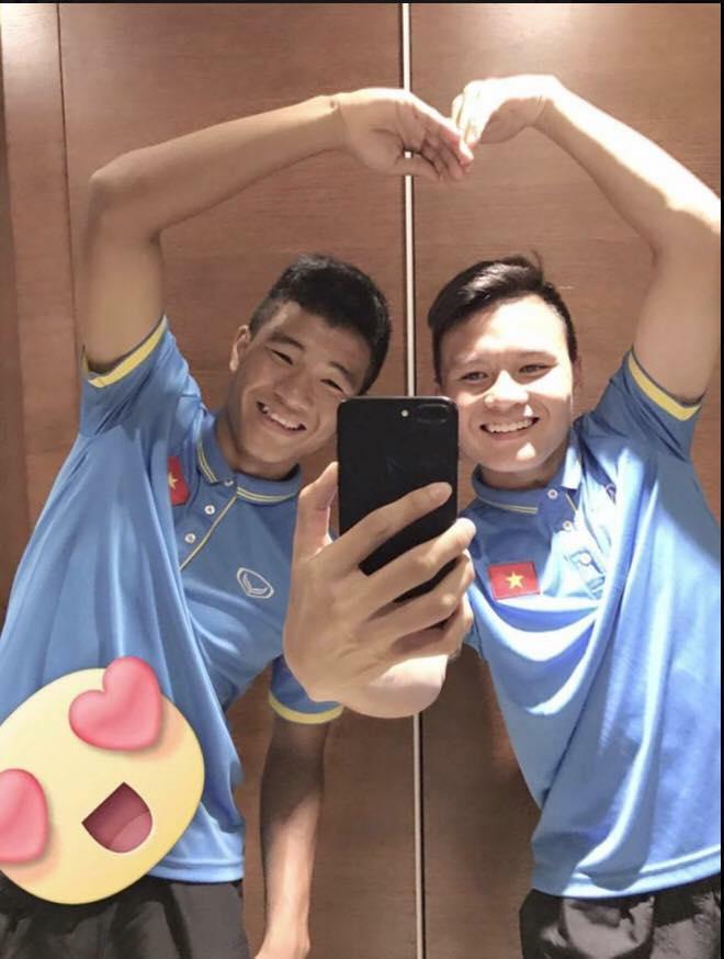 Điểm danh loạt cầu thủ được ghép đôi nhiều nhất của đội tuyển U23 Việt Nam-6