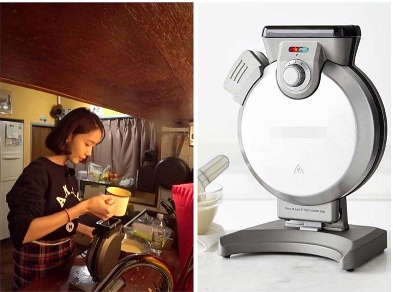 Sao Hàn 6/2: Đẳng cấp của nữ thần Yoona khiến máy làm bánh cũng cháy hàng-1