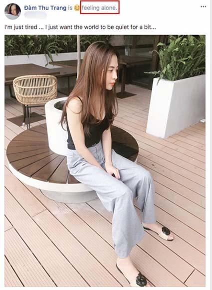 Đàm Thu Trang xuất hiện phờ phạc khi có tin trục trặc với Cường Đô la-3