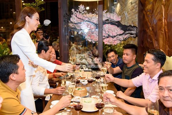Cường Đô La và Đàm Thu Trang đập tan tình đồn rạn nứt