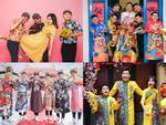 Valentine 2018: Thanh Thảo hạnh phúc bên chồng, Trung Quân - Tia Hải Châu cô đơn lẻ bóng-8