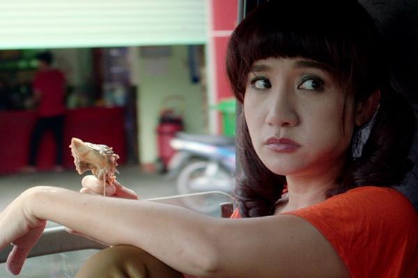 Cát Phượng bất ngờ cho bạn thân mượn Kiều Minh Tuấn làm chồng-4