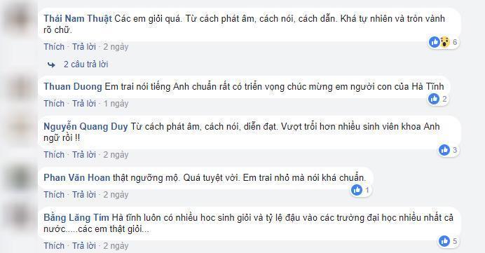 MC nhí bắn Tiếng Anh gây sốt: Sống vùng núi nghèo Hà Tĩnh, cả trường chỉ 1 giáo viên Tiếng Anh-1