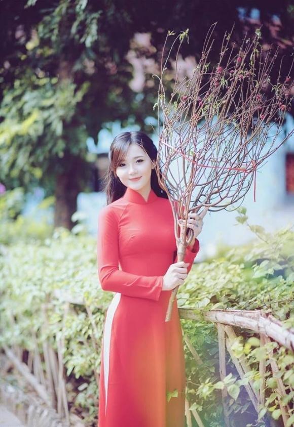 Hot girl - hot boy Việt: Ly Kute khoe nhan sắc ngày càng mặn mà-3