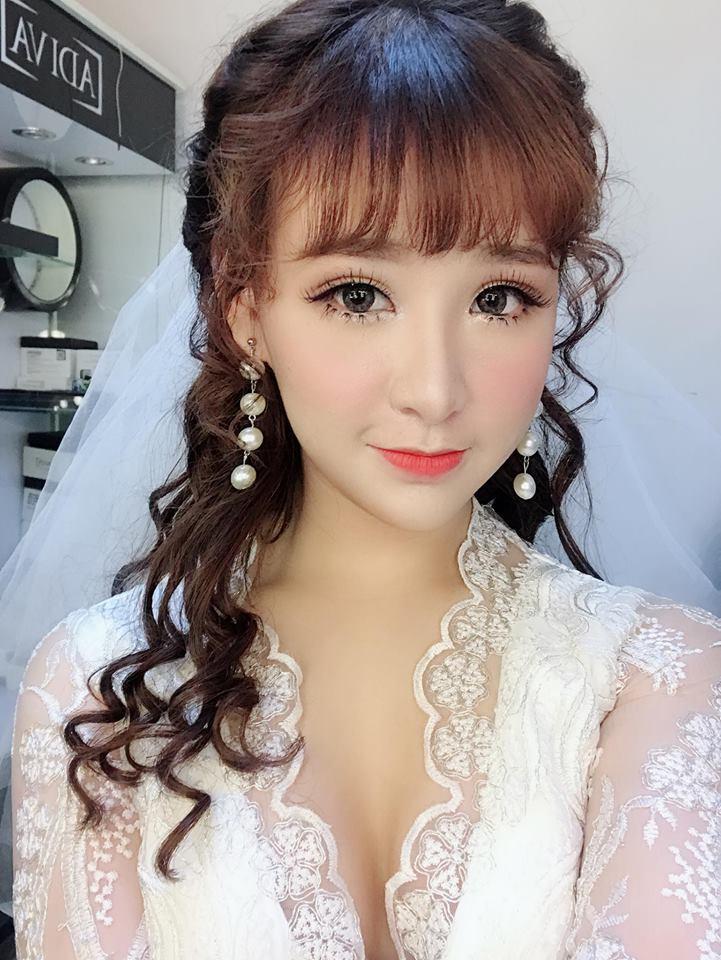 Hot girl - hot boy Việt: Ly Kute khoe nhan sắc ngày càng mặn mà-8