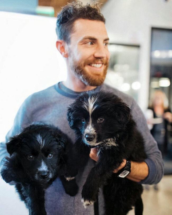 Chàng trai nghỉ việc để đưa cún cưng du ngoạn khắp nước Mỹ-3