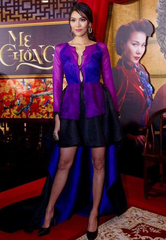 Cùng mặc màu tím hot trend dự báo càn quét thảm đỏ 2018: Người hóa nàng thơ - kẻ thành lạc hậu-3