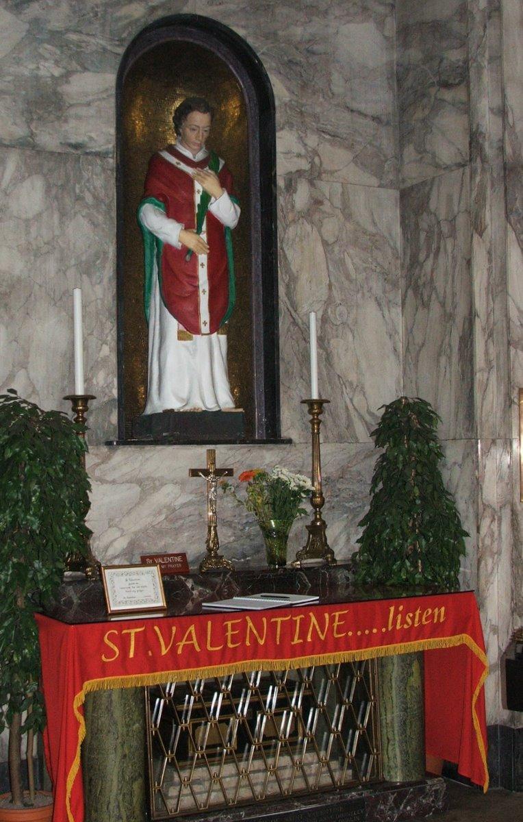 Giai thoại đẫm máu về sự ra đời của ngày Valentine-2
