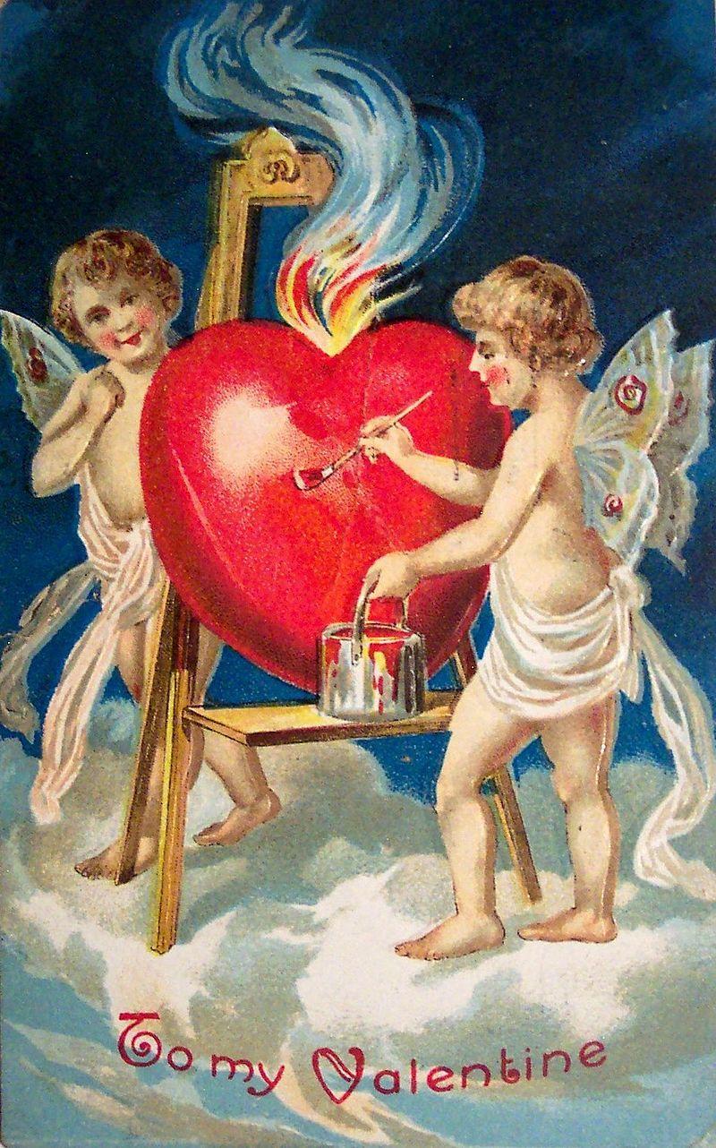 Giai thoại đẫm máu về sự ra đời của ngày Valentine-6