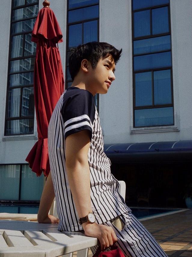 6 điều về 9X từng được dân mạng Thái Lan gọi là Hot boy Đà Lạt-1