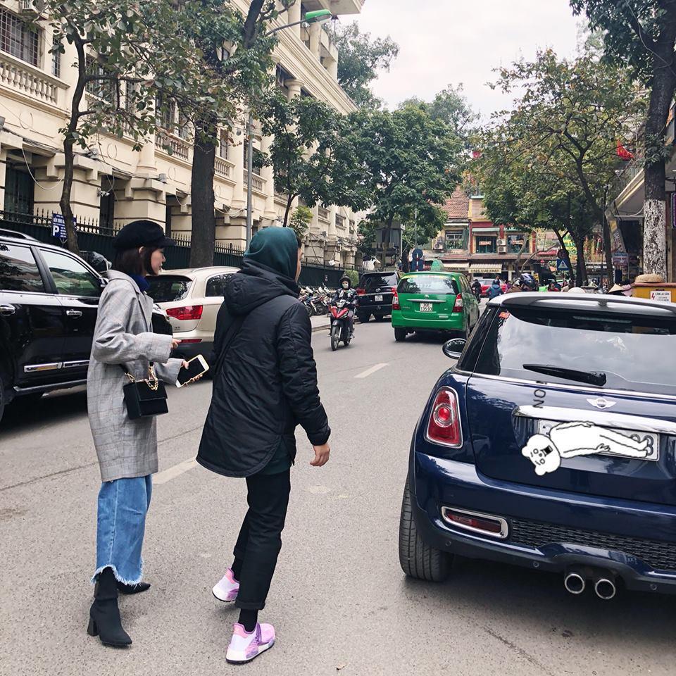 Hot girl - hot boy Việt: Phương Ly khoe clip hậu trường luyện giọng Anh là ai cùng JustaTee-8
